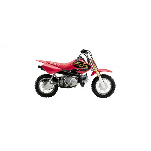 Kit Déco Honda XR 50/80cc 2000-2004 100% Perso Kit Déco Pit-Bike 100% Perso