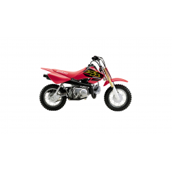 Kit Déco Honda XR 50/80cc 2000-2004 100% Perso
