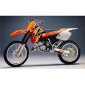 Kit Déco KTM SX 1997-2000 100% Perso Kit déco KTM