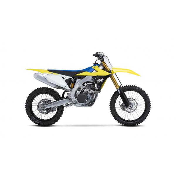 Kit Déco Suzuki 450 RMZ 2018-2021 100% Perso Kit déco SUZUKI