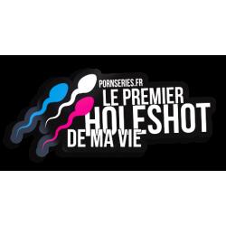 Sticker Holeshot