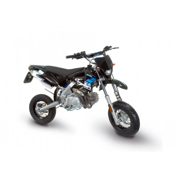 Kit Déco POLINI XP4 125 STREET 100% Perso Kit Déco Moto Route