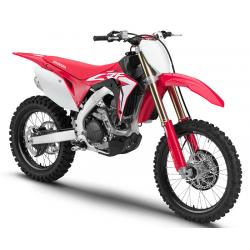 Kit Déco Honda 450 CRF 2019-2020 100% Perso