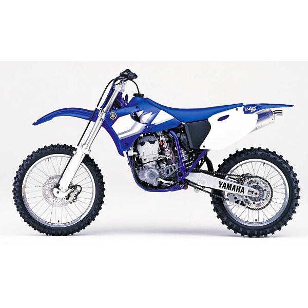 Kit Déco Yamaha YZF 426 2000-2002 100% Perso Kit déco YAMAHA