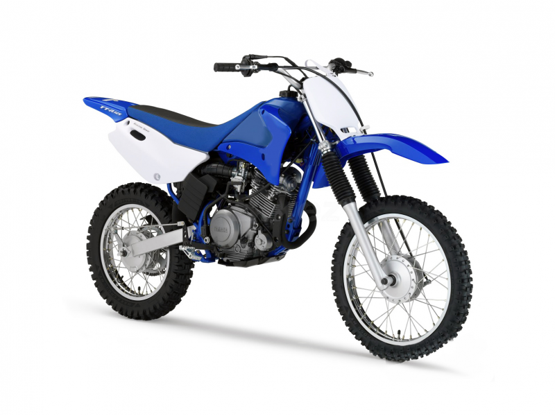 Kit Déco Yamaha TTR 125 2001-2007 100% Perso Kit déco YAMAHA