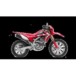 Kit Déco Honda 250 CRFL 2017-2020 100% Perso