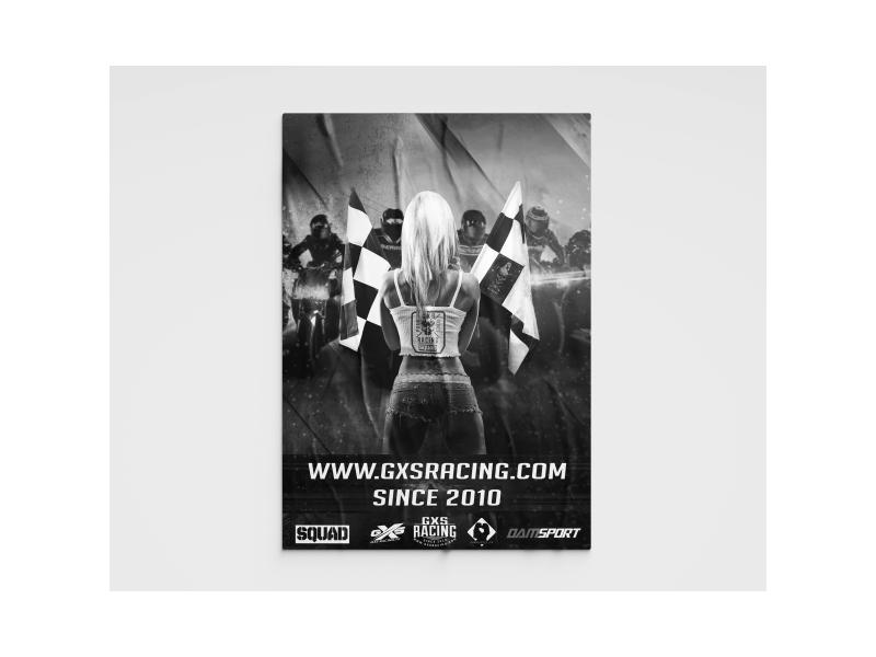 Poster 2020 GXS RACING + Doc de pose