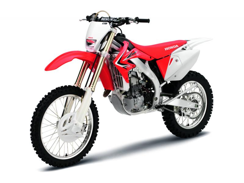 Kit Déco Honda 450 CRF RX 2004-2018 100% Perso Kit Déco Moto Route