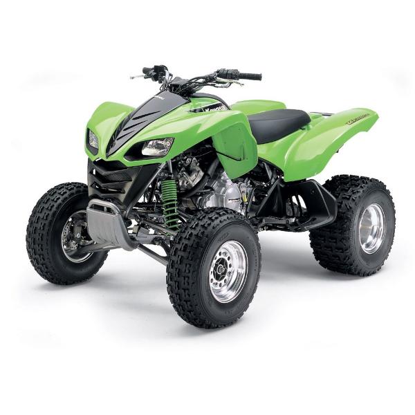 KIT Déco Kawasaki KFX 700 100% PERSO