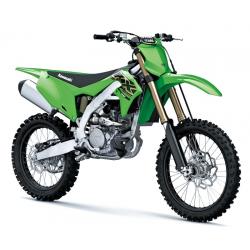 Kit Déco Kawasaki 250 KXF 2021 PERSO