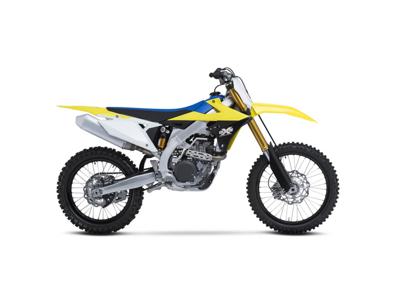 Kit Déco Suzuki 250 RMZ 2019-2021 100% Perso Kit déco SUZUKI
