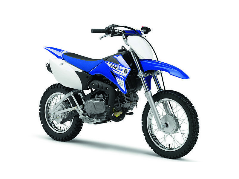 Kit Déco Yamaha TTR 110 2008-2018 100% Perso