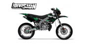 Kit Déco Derbi X-RACE 03-07 THE DIVISION Petro