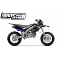 Kit DÉCO DERBI DRD RACING 2004-2009 THE DIVISION Gamme Pornseries