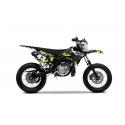 Kit Déco Yamaha DT SQUAD Camo Kit Déco Yamaha / MBK