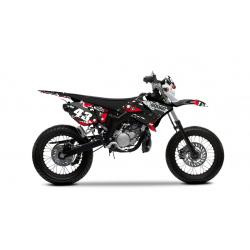 Kit Déco Yamaha DT SQUAD Camo