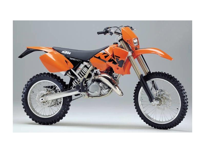 Kit Déco KTM EXC 2003 100% Perso