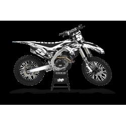 Kit Déco Honda 250 2018-2021 450 2017-2020 CRF CR EDIT