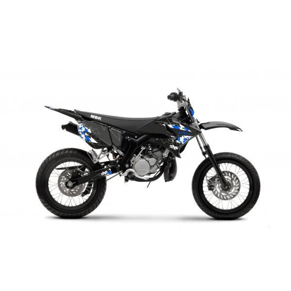 Kit Déco YAMAHA DT50 04-18 ABSTRACT Kit Déco Yamaha / MBK