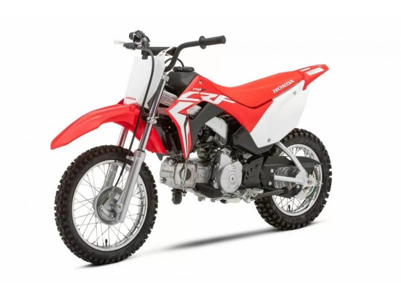Kit Déco Honda 110 CRF 2019-2021 100% Perso Kit Déco Pit-Bike 100% Perso