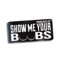 Sticker Show me your boobs Stickers