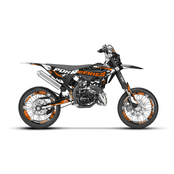 kit Déco beta RR 50 2021 Pornseries V2 Kit Déco Beta Orange
