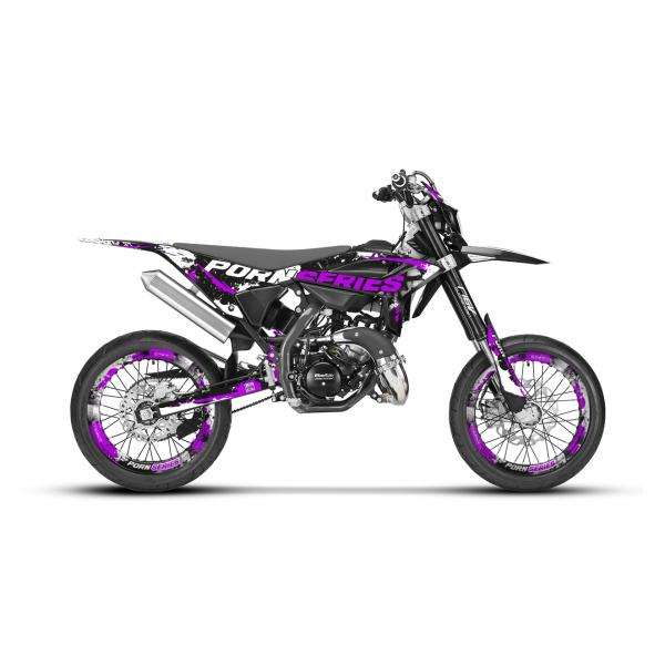 kit Déco beta RR 50 2021 Pornseries V2 Kit Déco Beta Violet