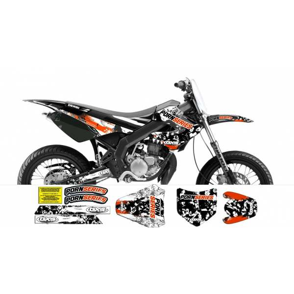 Kit Déco Derbi X-treme 05-09 PornSeries