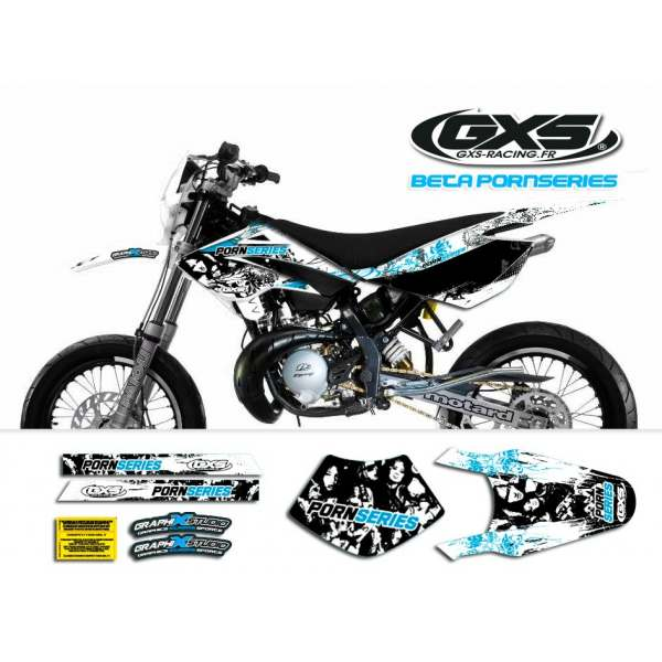 kit Déco beta RR 50-125 2006-2010 Pornseries