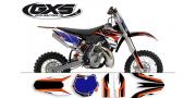 Kit déco KTM SX65 2009-2012