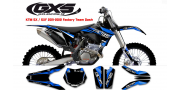 KTM SX/SX-F 2012 Factory Team Dash