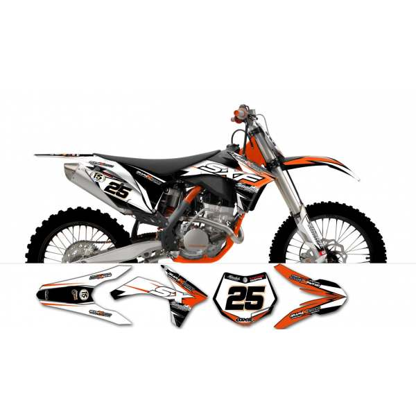 KTM SX/SX-F 2012 Racing Edition