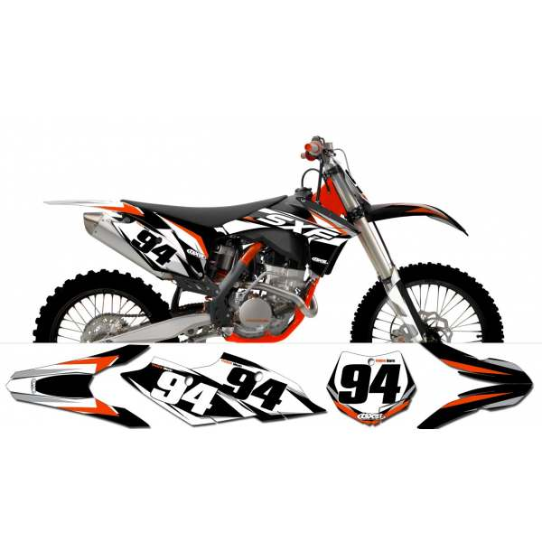 KTM SX/SX-F 2012 Speed