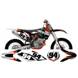 KTM SX/SX-F 2012 Speed