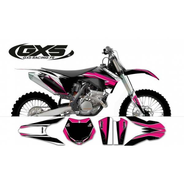 KTM SX/SX-F 2012 Strip Edition