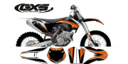KTM SX/SX-F 2012 Strip Edition