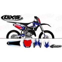 Kit déco Yamaha YZ125/250 UFO Plastisque