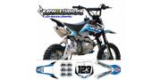 Kit Déco Pit-Bike YCF