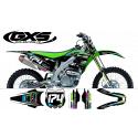 Kit déco Kawasaki 250KXF 2013 Replica