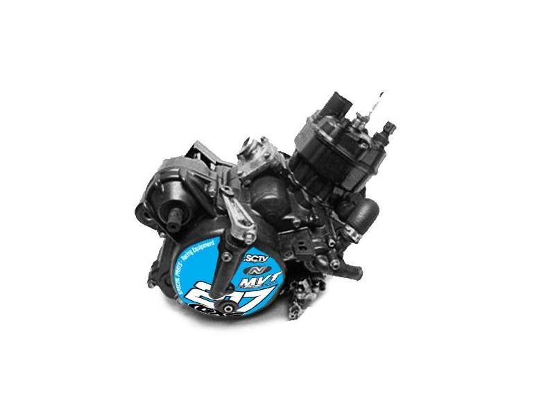 Kit Déco de Carter Derbi Euro2 GPR