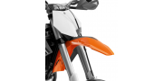 Kit Déco Garde Boue AV KTM Supermotard 2009 100% Perso