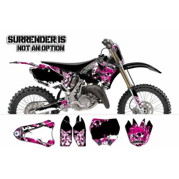 Kit déco Yamaha YZ125/250 SURRENDER