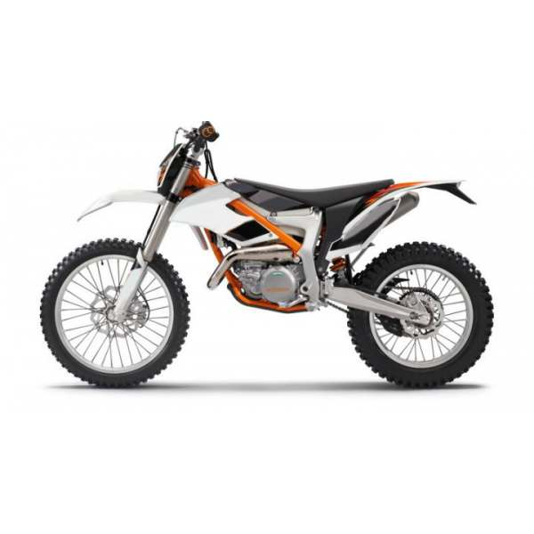 Kit Déco 100% Perso KTM 350 FREERIDE