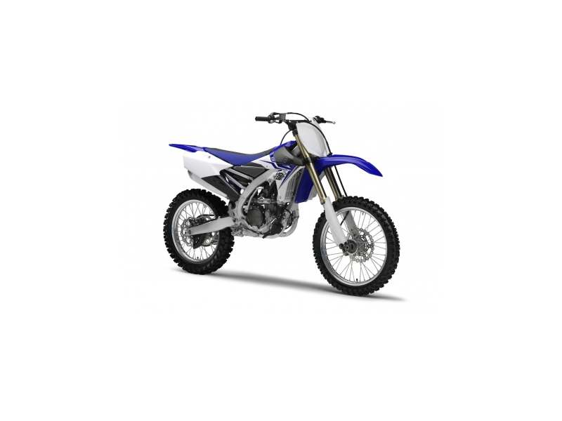 Kit Déco 100% Perso Yamaha YZF 250 2014-2016