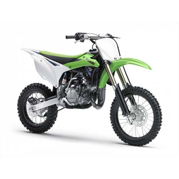 Kit Déco 100% Perso Kawasaki 85 KX 2014