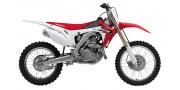 Kit Déco 100% Perso Honda 450 CRF 2013-2014