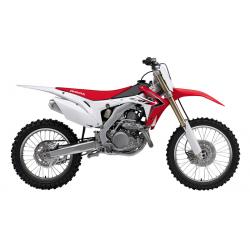 Kit Déco Honda 450 CRF 2013-2016 100% Perso