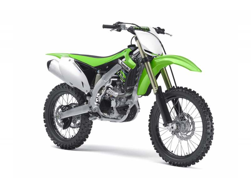 Kit Déco 100% Perso Kawasaki 450 KXF 2013/2014