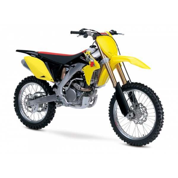 Kit Déco 100% Perso Suzuki 250 RMZ 2013-2016