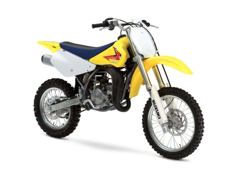 Kit Déco 100% Perso Suzuki 85 RM 2001-2014